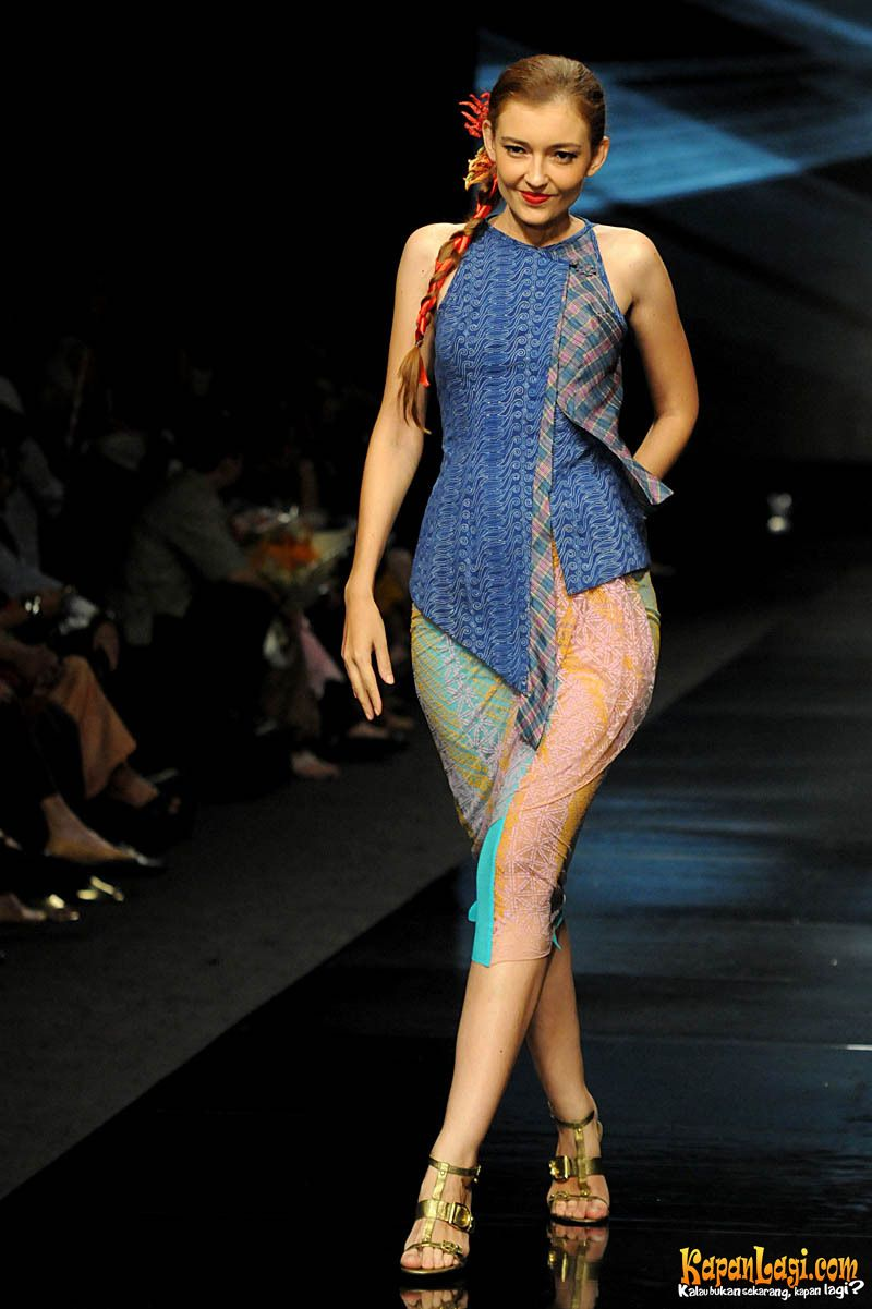 Batik Indonesia Fashion 2012