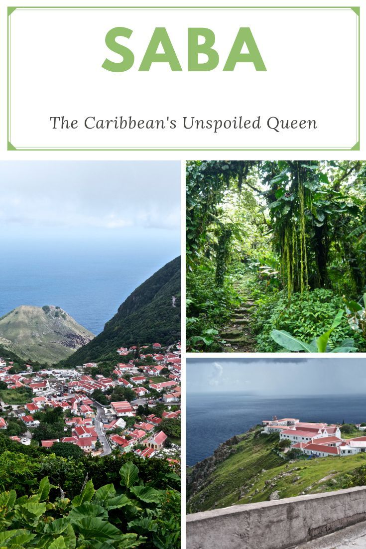 Saba Island Day Trip: The Caribbean's Unspoiled Queen