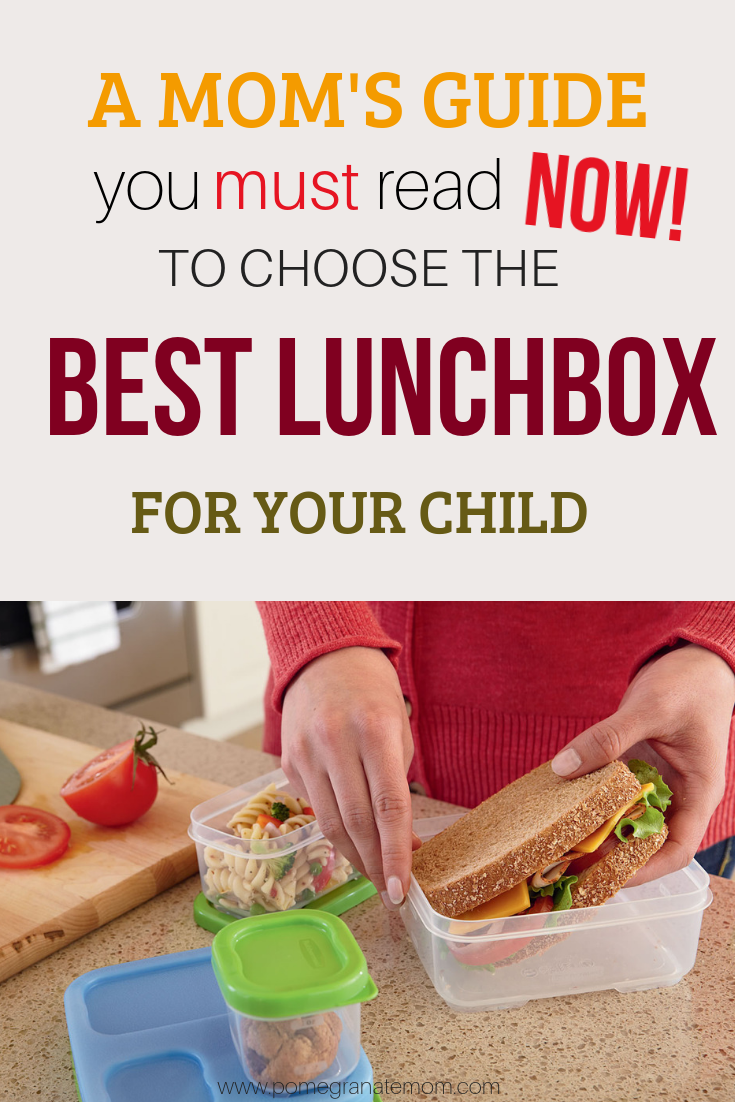 0aa79eb28b44 A Mom's Guide to Choosing the Best Lunch box for Kids ...