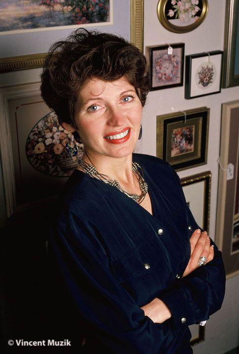 Joanie Wieland, female entrepreneur.
