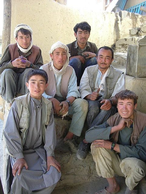 hazara people 3 essay The buddhas of bamyan  a $13 million unesco-funded project is sorting out the chunks of clay and plaster — ranging  hazara people international.