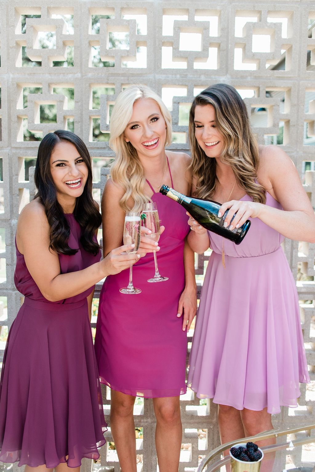 e6948aa0dc2 Mix and Match Revelry Bridesmaid Dresses and Separates. Revelry has a wide  selection of unique