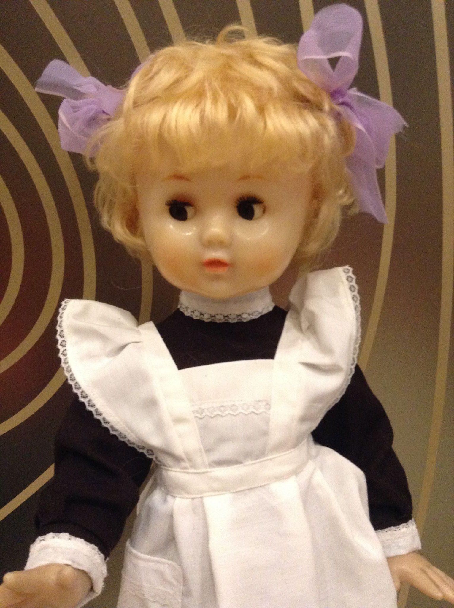 Кукла СССР Марина В школьной форме 8 Марта с 1 рубля ...