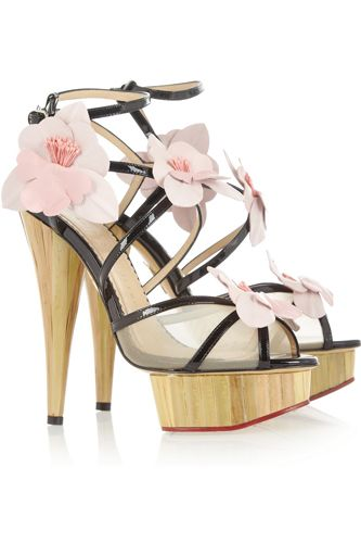 Me-ow! 9 Girlishly Charming Charlotte Olympia Shoes