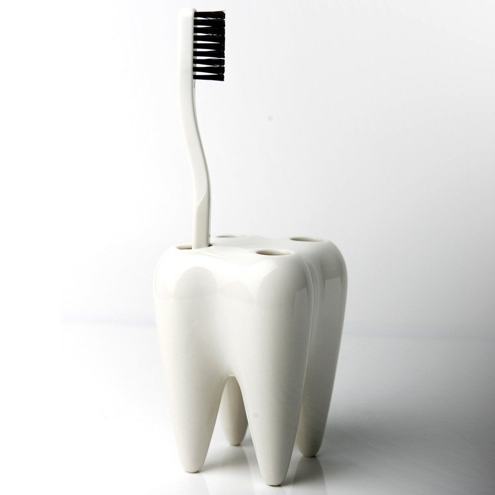 Stylish Toothbrush Storage Options
