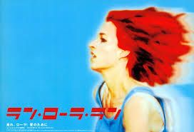 run lola run poster pesquisa google s film posters  run lola run film essay run lola run essay techniques used to portray distinctively visual are applied in the film run lola run directed by tom tykwer