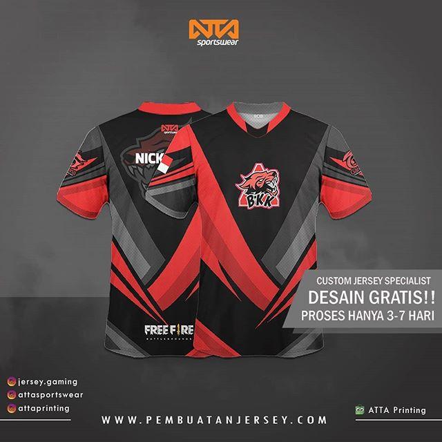 Download Bikin Baju Team Esport Jersey Gaming Foto Dan Video Instagram Jersey Design Shirt Template Sport T Shirt