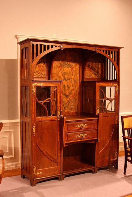 Art Nouveau Furniture, Drents Museum (Horta?) | Flickr - Photo Sharing!