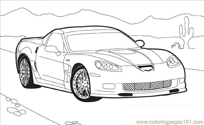 hot wheels printable coloring pages