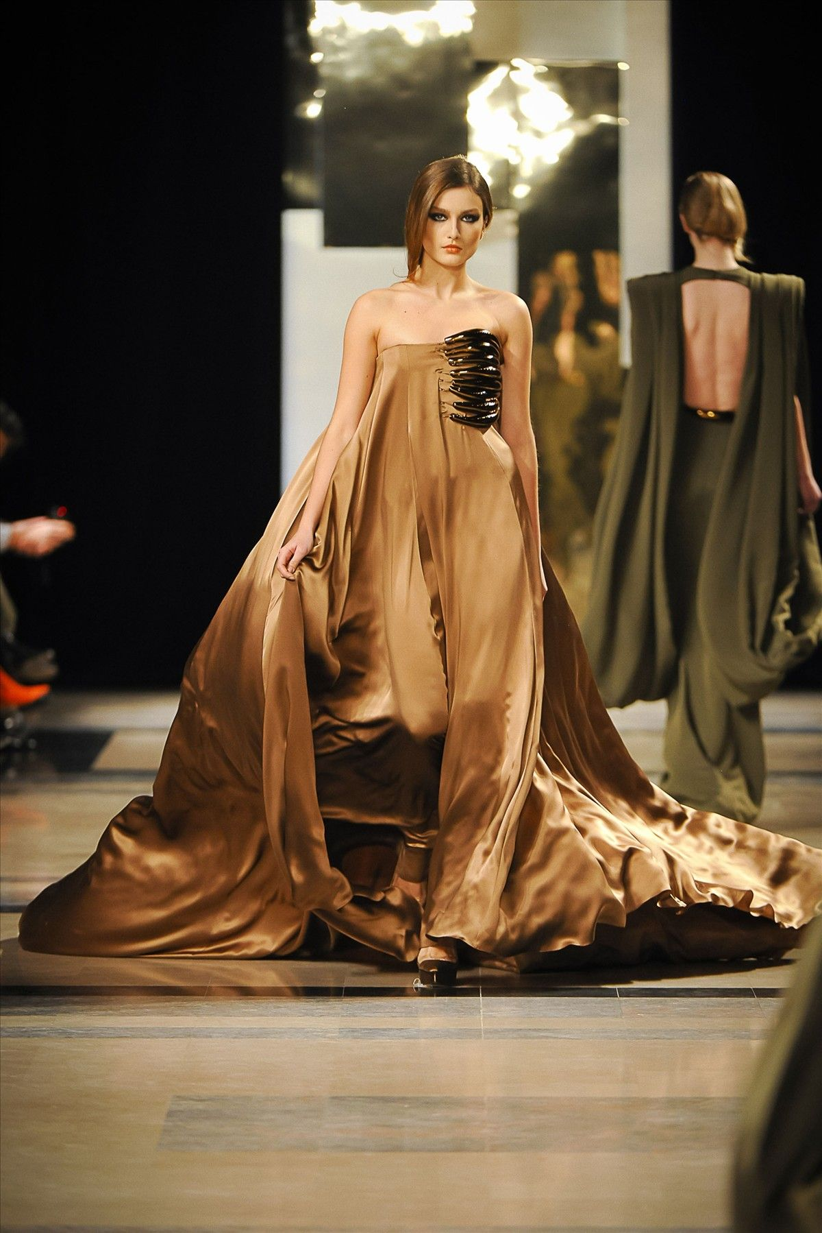 【Fashion】Stéphane Rolland PE 2011 Haute Couture S/S Paris - Fashion and Design --YOHO.CN
