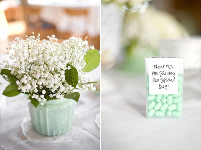 Marvelous Southern Mint Wedding | Ashley Upchurch Photography