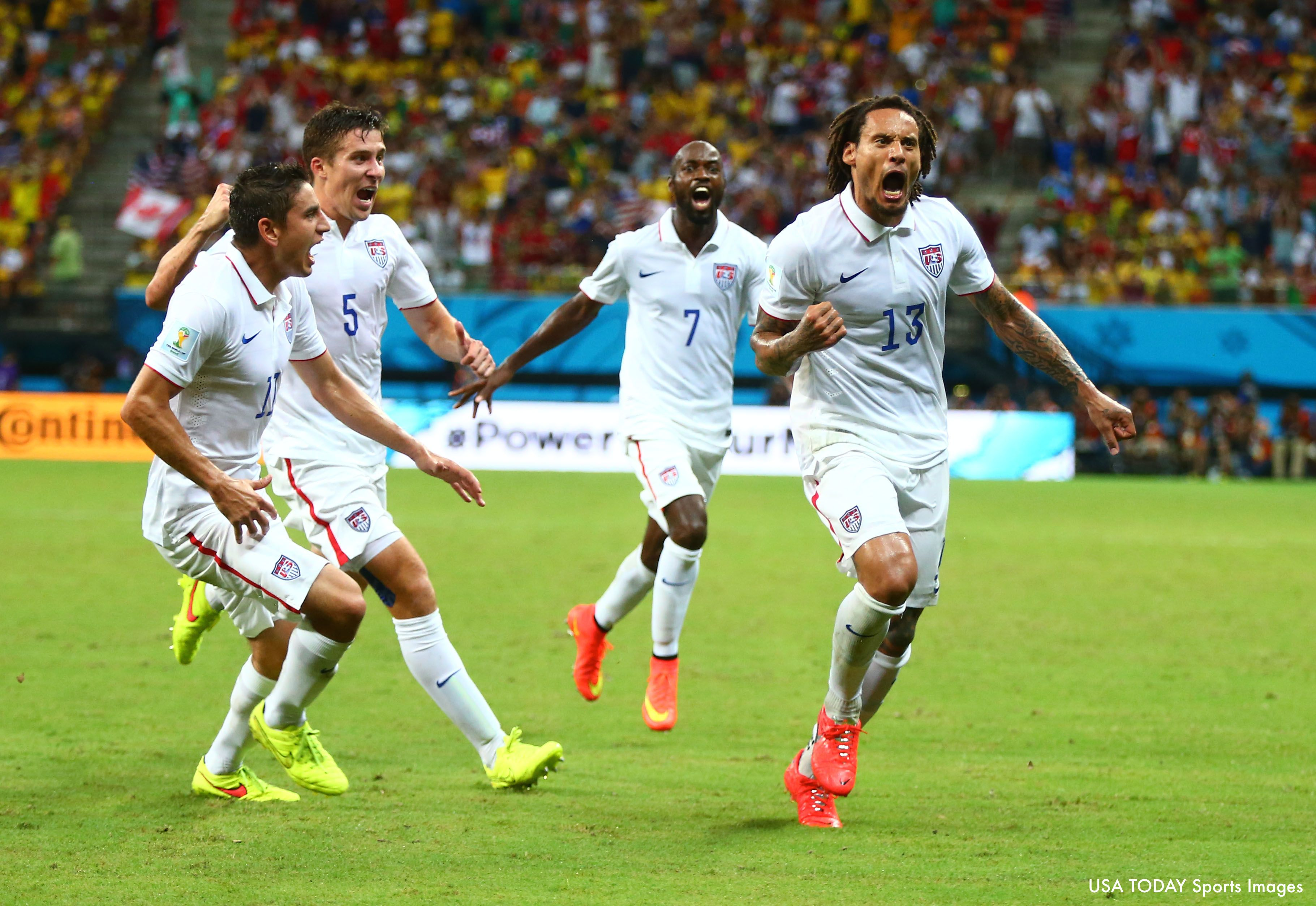Usa Portugal Was Most Watched Soccer Game In American History Usa Today Sports Soccer Sports