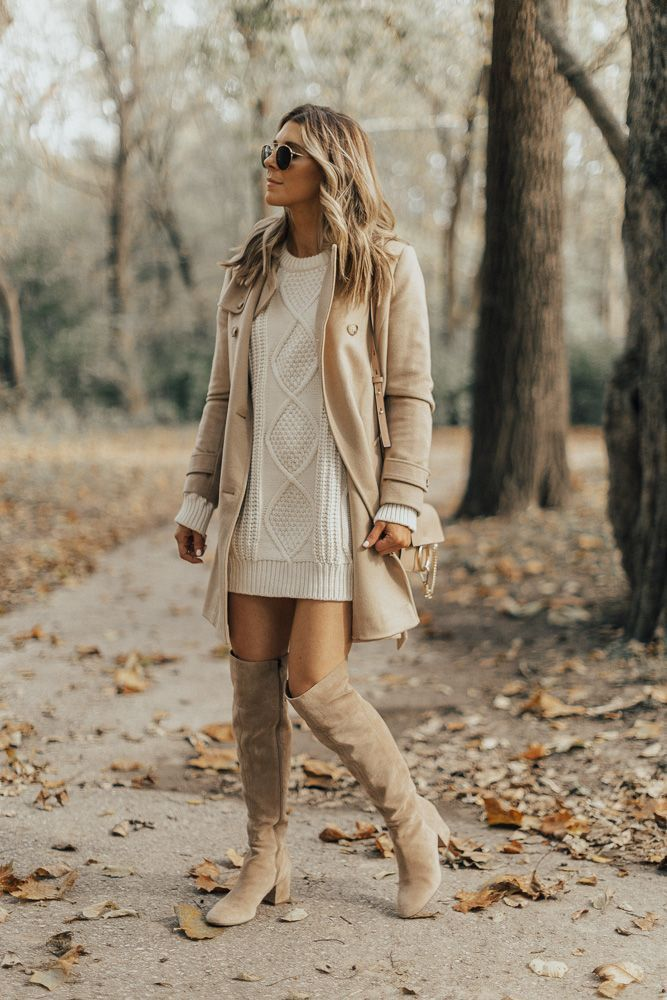 Photo of Classic Camel Coat for Fall | Cella Jane