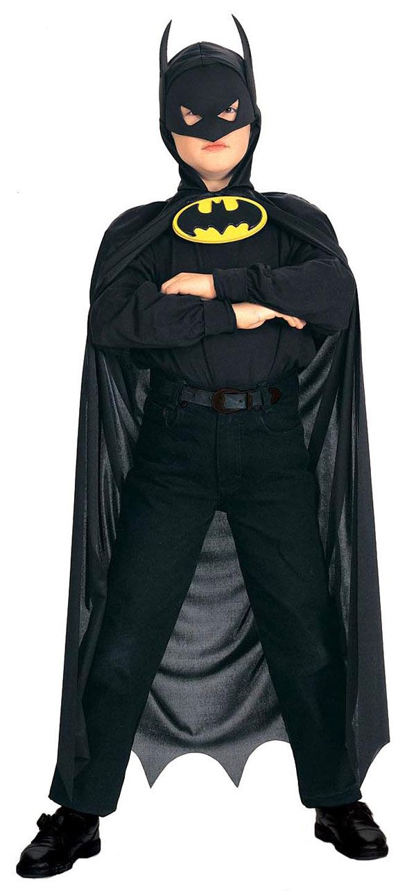 Batman costumes  sc 1 st  Pinterest & Boys love superheros here is a good costume! | Halloween | Pinterest ...