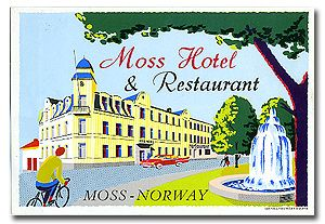 MOSS HOTEL - MOSS Hotel label of Norway