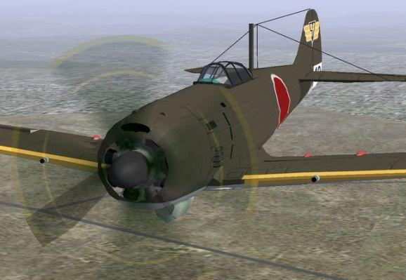 Nakajima Ki-84 | vintage planes