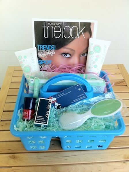 MKPs Mothers Day Giveaway Macaroni Kid Mary Kay Gift Basket Ideas For Mothers D…