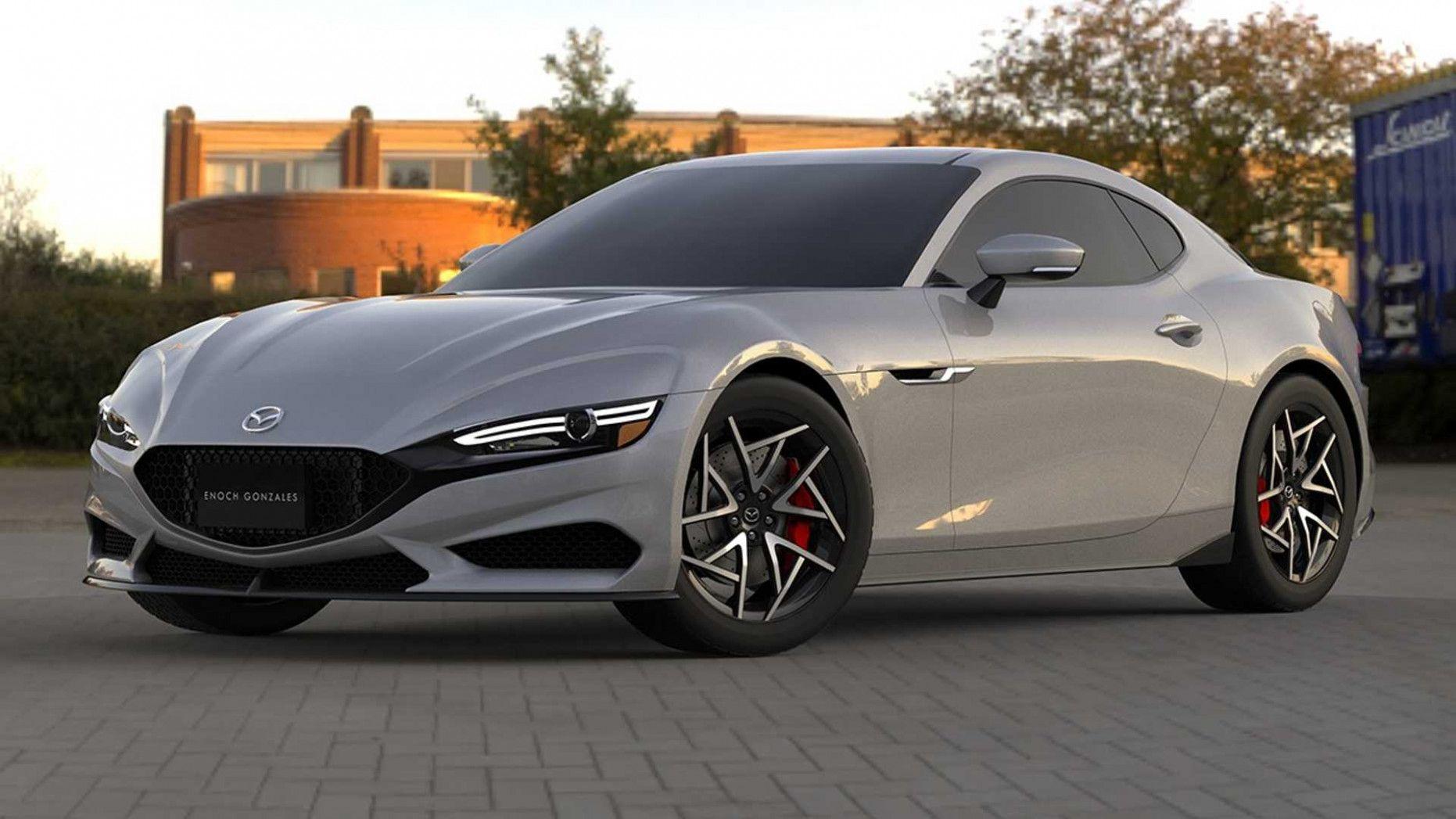 Mazda Sports Car 2021 Release in 2020 Mazda rx7, Mazda, Car
