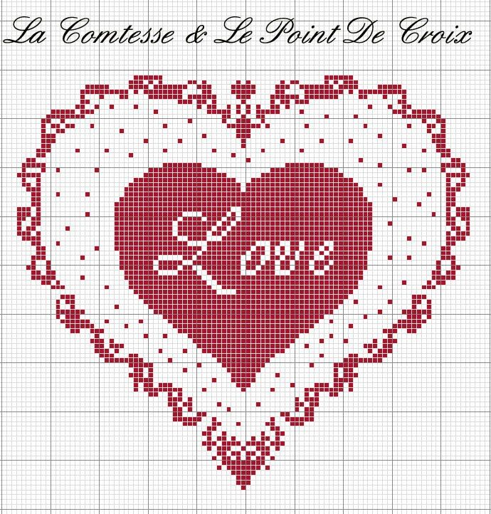 Lacomtesse: schemi free | cross stitch freebies | Pinterest ...