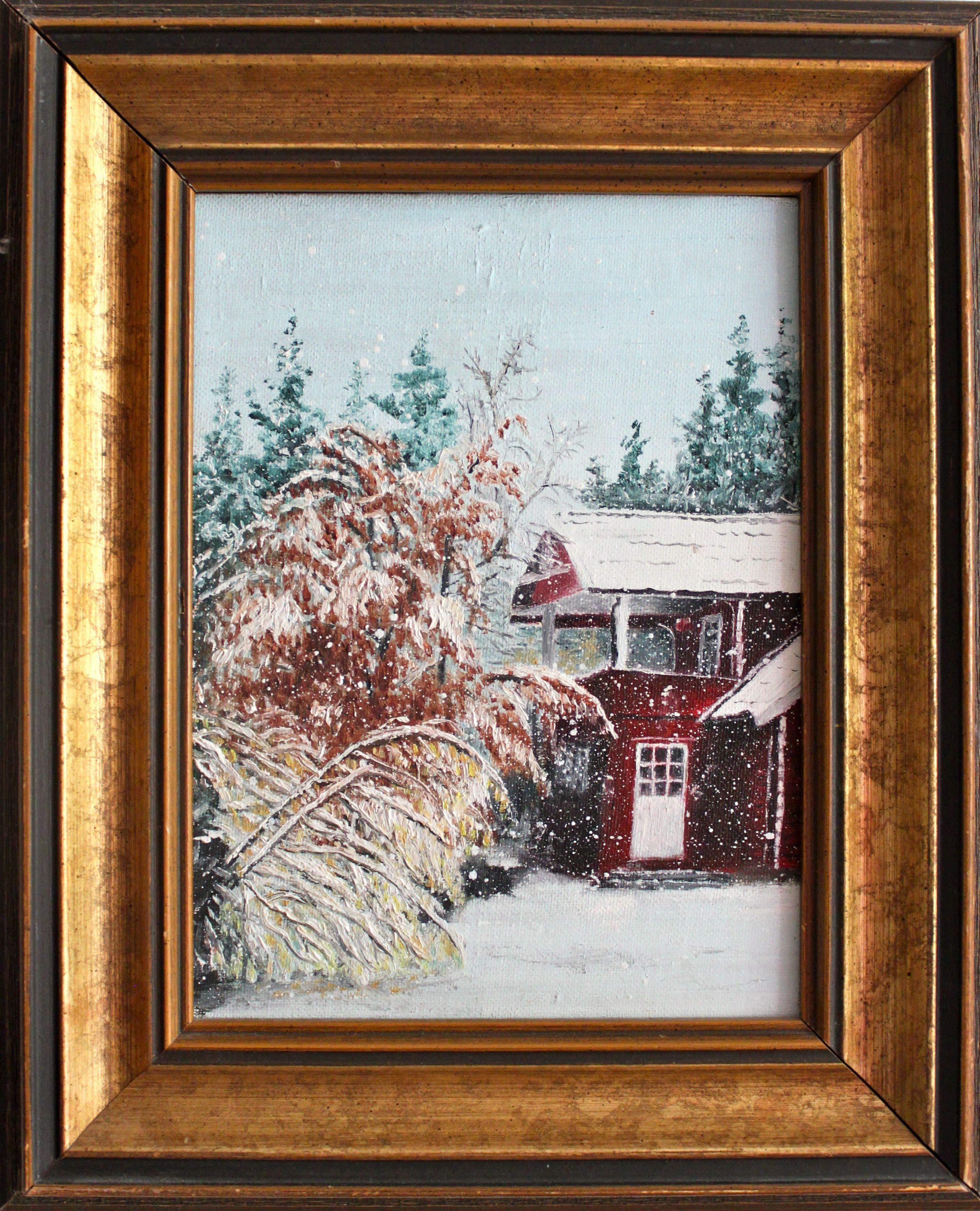 """Winter"" © Anne Sofie Nomeland"