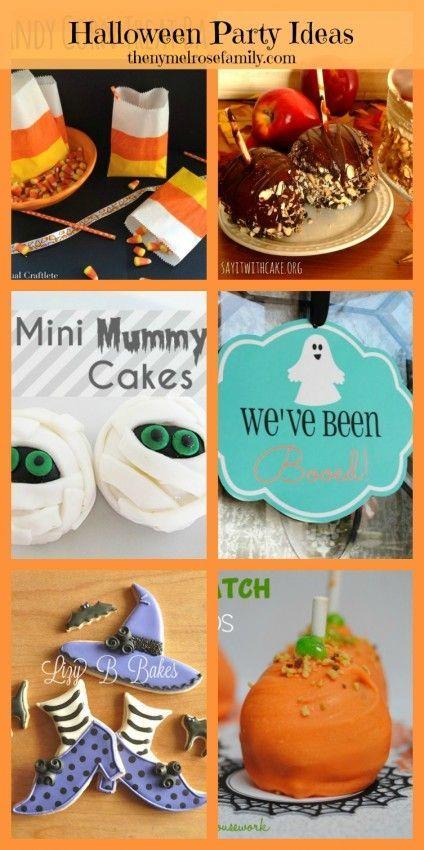 Halloween Party Ideas Halloween parties, Ideas party and Halloween - fun halloween ideas
