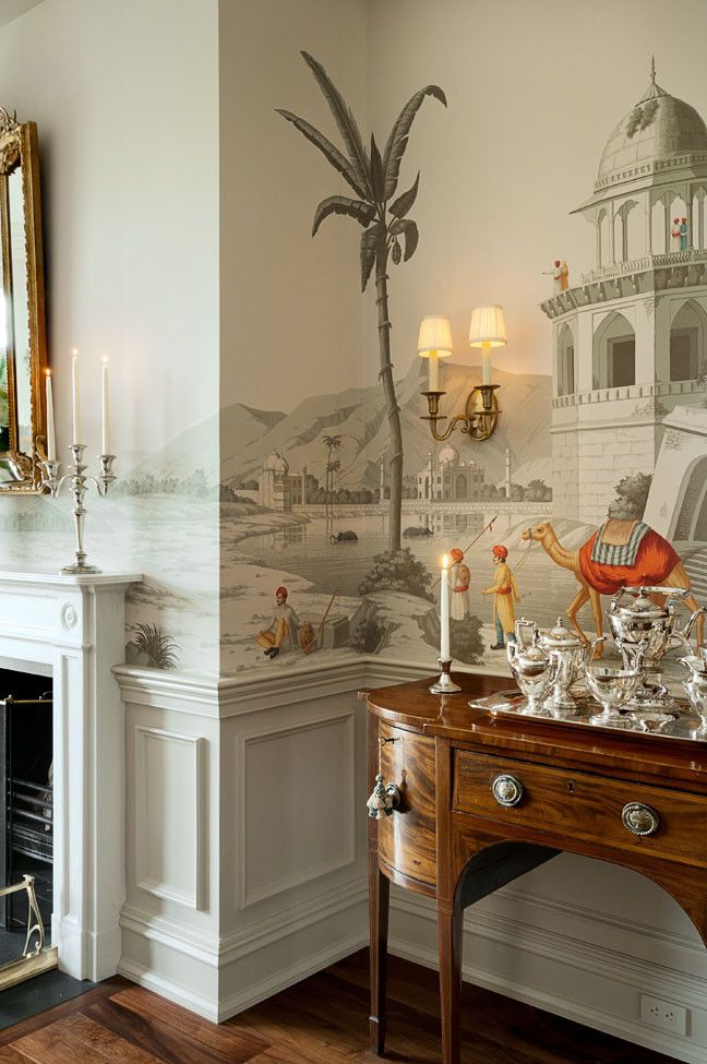 Trend Spotting: Transforming Rooms with Magical Wall Murals ...