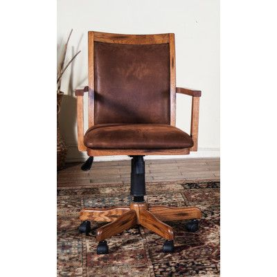 Sunny Designs Mid Back Office Chair With Arm U0026 Reviews | Wayfair