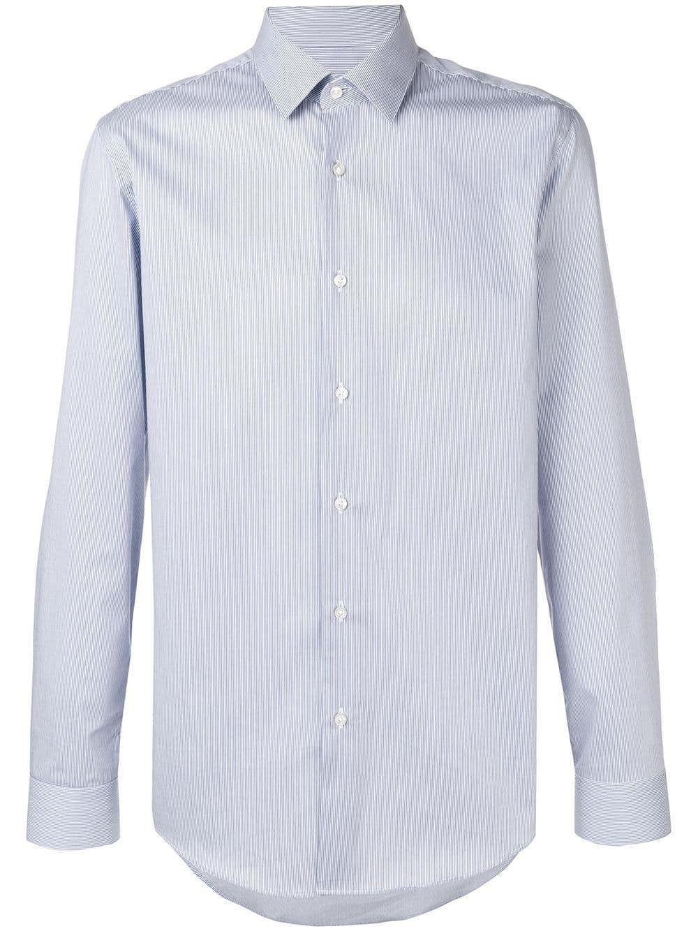 2e00afbc Boss Hugo Boss striped sweatshirt - Blue in 2019 | Products | Hugo ...