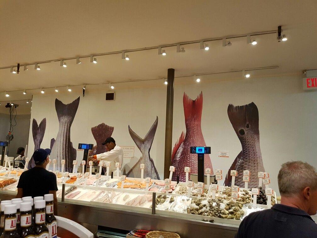 Foretells Fish Market Restaurantes De Sushi Restaurante De Mariscos Fachadas De Restaurantes