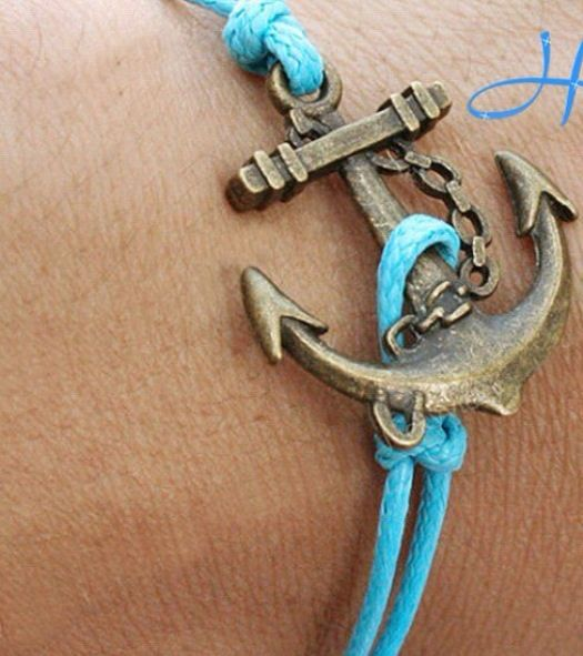 Cute Anchor Bracelet $10.50