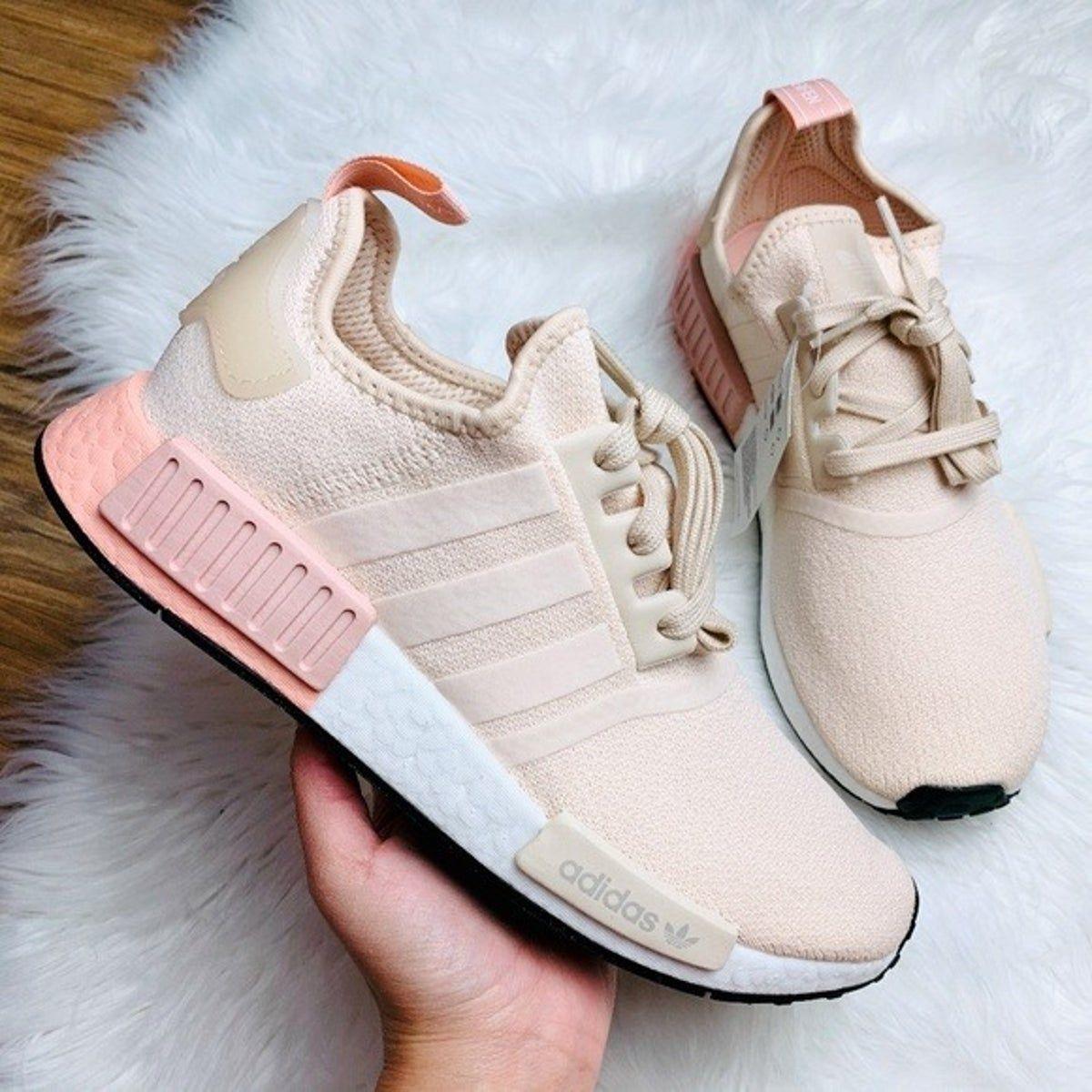 Adidas NMD R1 Linen Vapour Pink | Adidas nmd, Adidas nmd r1 ...