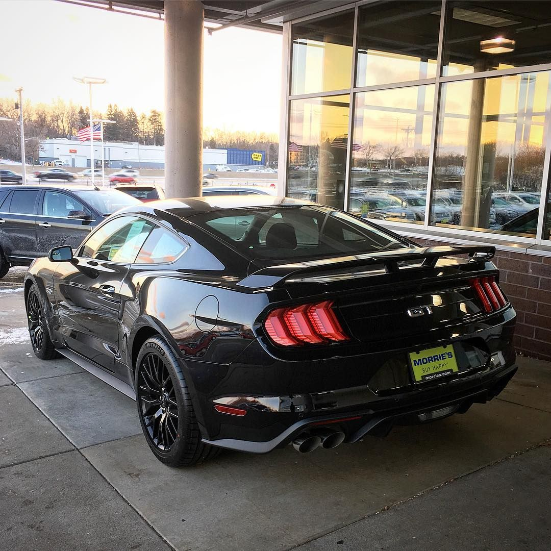 The 2018 mustang gt eric underwood ericunderwood88 on instagram the 2018 mustang gt has landed 😍 mustang ford fordmustang instacars