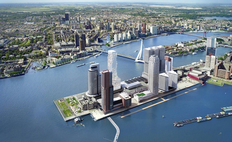 Rotterdam centraal (central station). #groothandelsgebouw ...