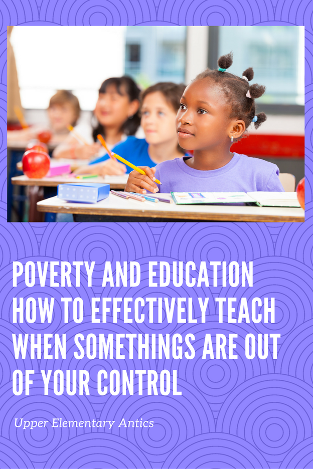 Helping Children Succeedwithout Stress >> Poverty And Education Helping Children Succeed In School When They