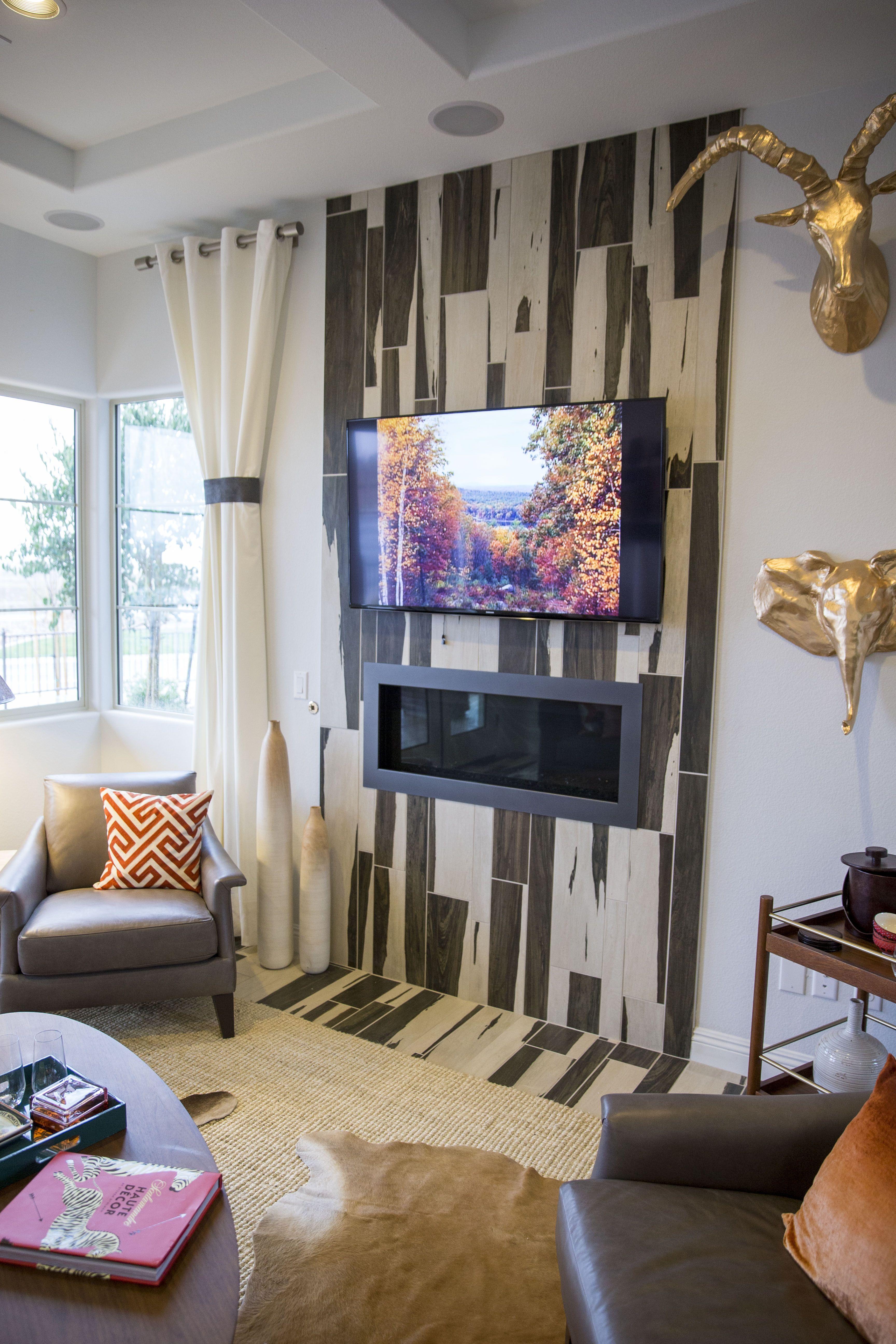 Cadence At The Park Woodside homes, Bedroom floor plans