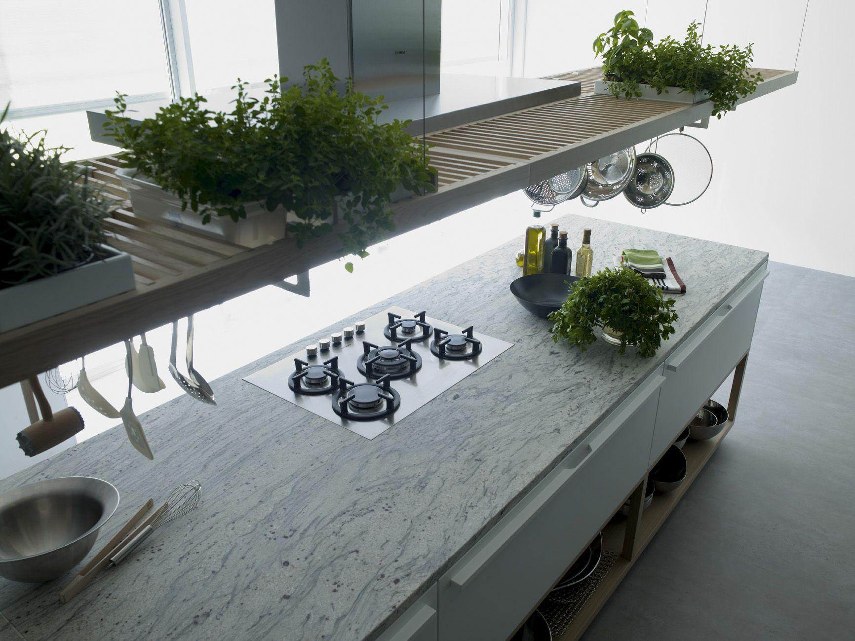Encimera de granito River White // River White granite countertop ...