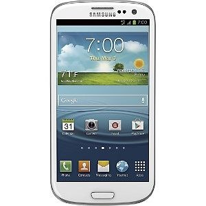Samsung Galaxy S III Cell Phone with 2-Year Sprint Service