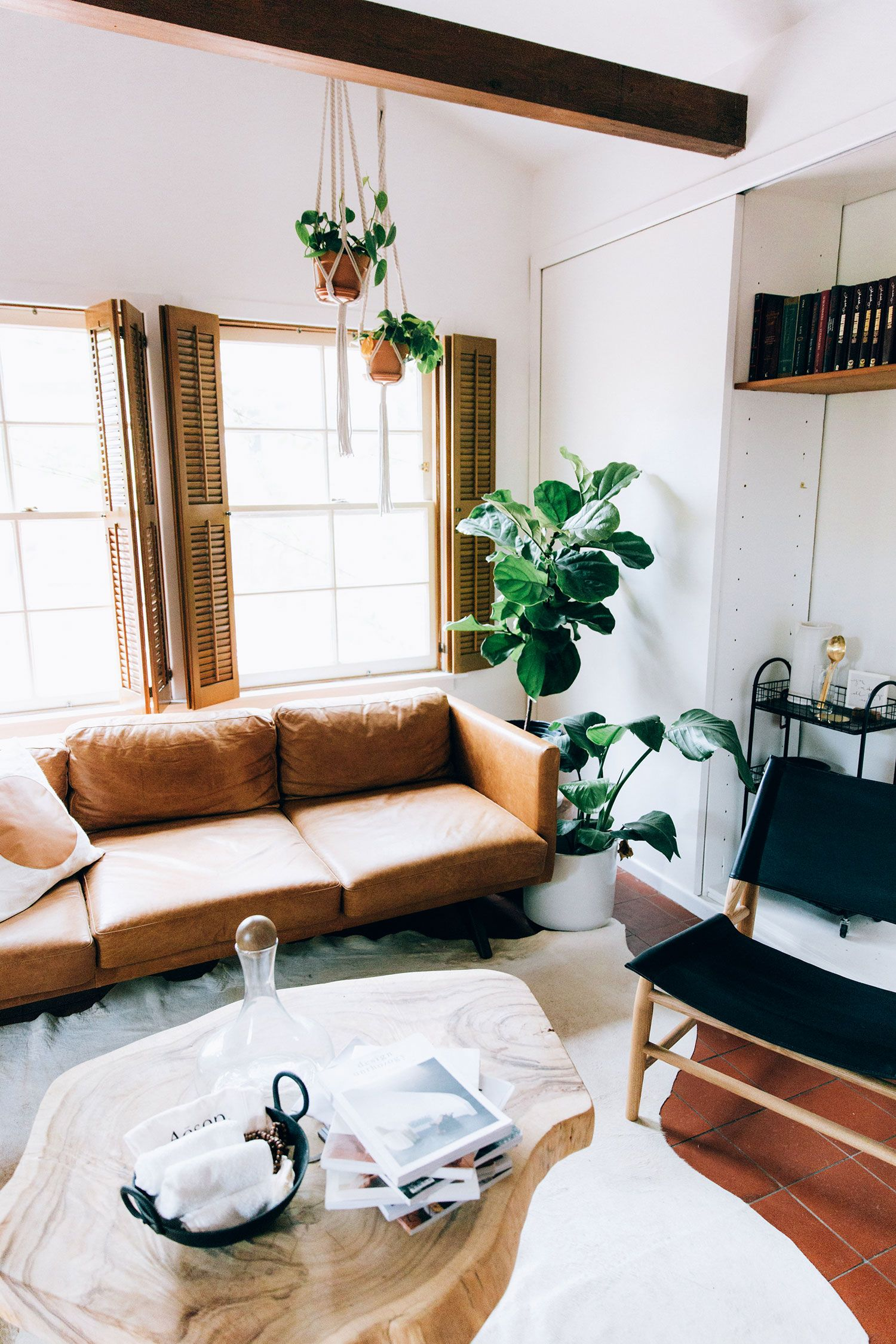 light and life in an la bungalow rue diy living room on extraordinary living room ideas with lighting id=39578