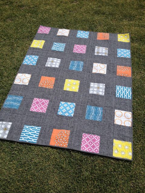Zakka Style Sew Along - Zakka Block Quilt
