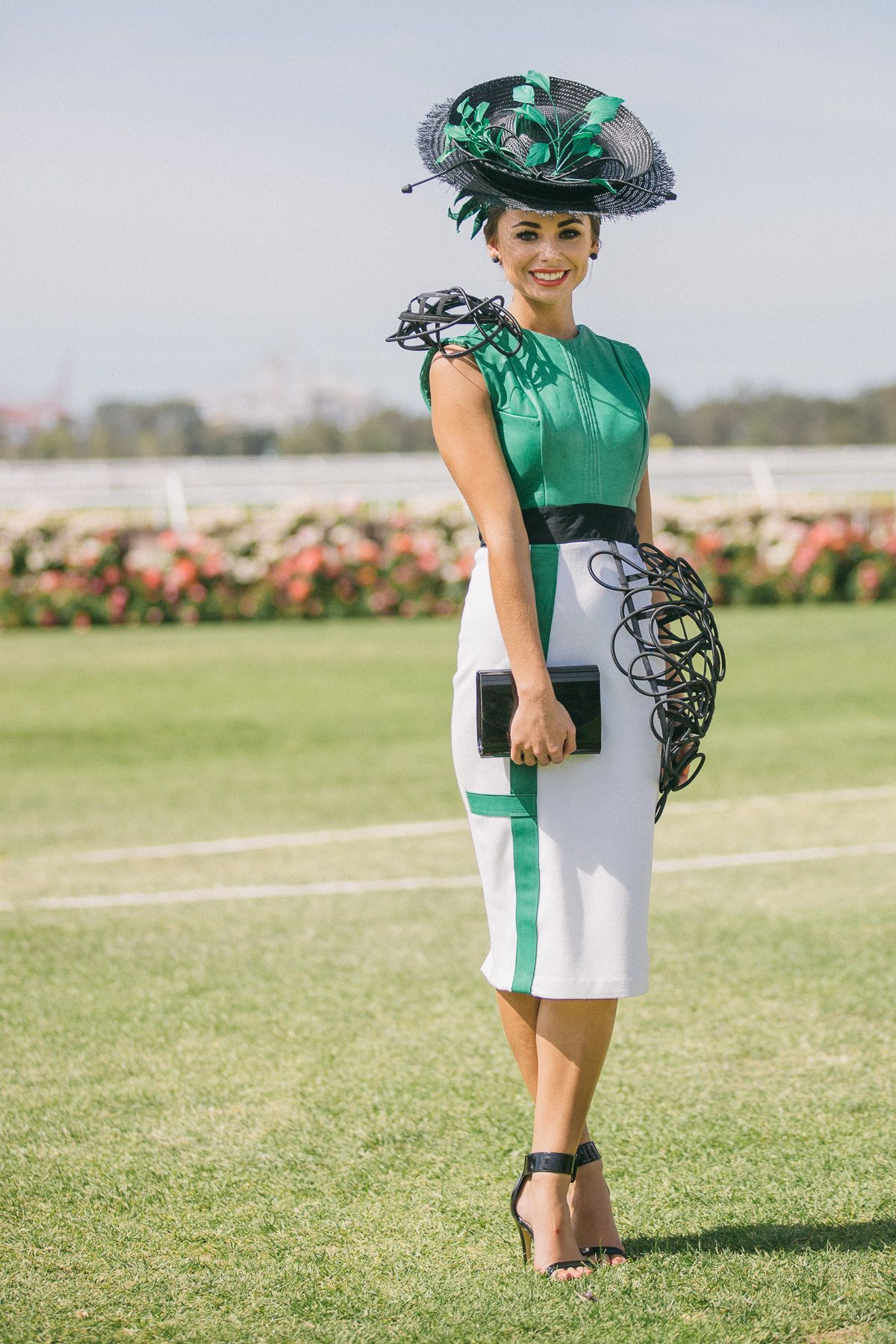 melbourne cup 2015 fashions -