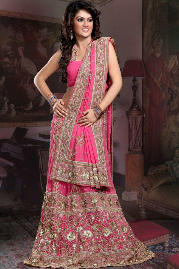 Cool Indian Wedding Reception Dresses For The Bride