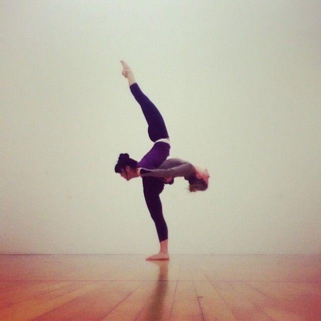 """Partner tricks #contortion #acrobatics | gymnastics ..."