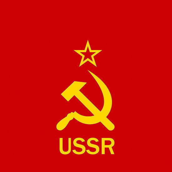 Smartphone Case Flag Of The Soviet Union Ussr Viii Iphone