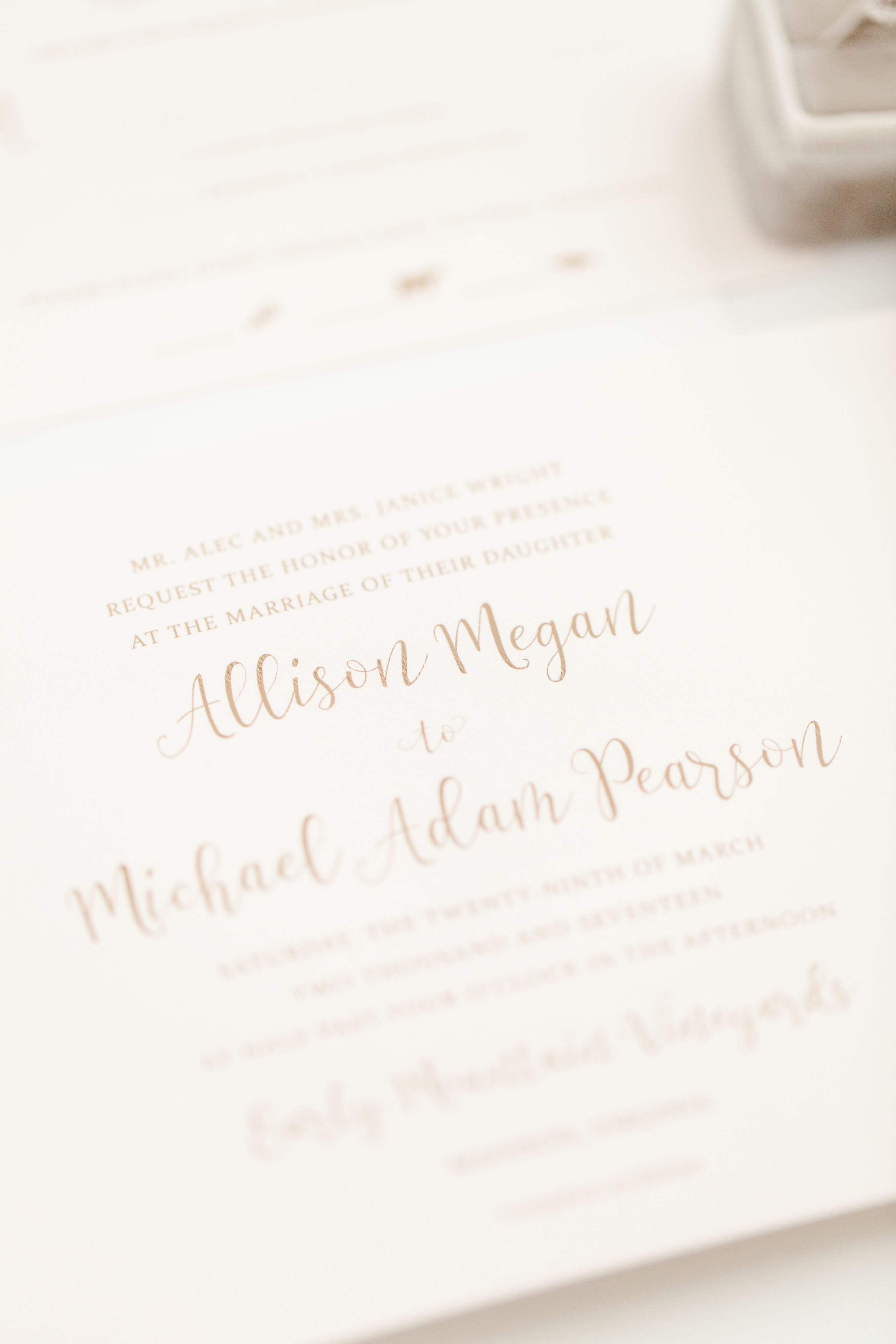 How do you decide how to word your wedding invitations? We make it ...