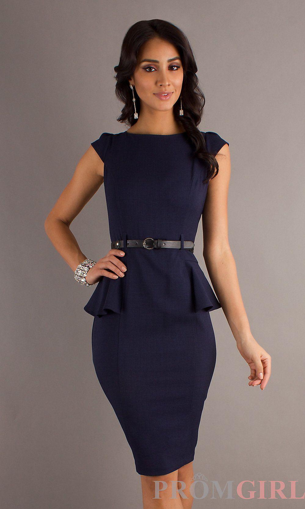 dc753606f8 vestidos para oficina elegantes