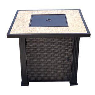 Canora Grey Quillen Steel Wood Burning Outdoor Fireplace ... on Quillen Steel Wood Burning Outdoor Fireplace id=46051