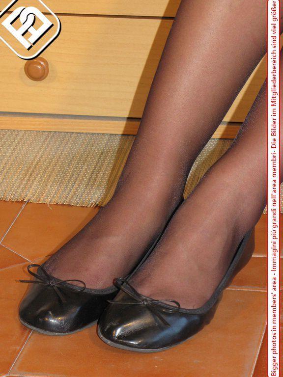 Ballet slipper fetish images