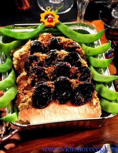 блюда для праздничного стола на новый год