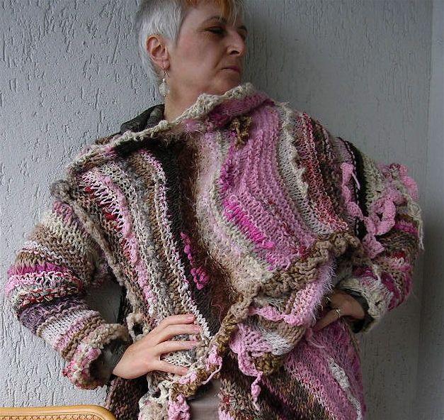 Pin de Irina-knit en Mizzie | Pinterest | Tejido, Irlanda y Sacos