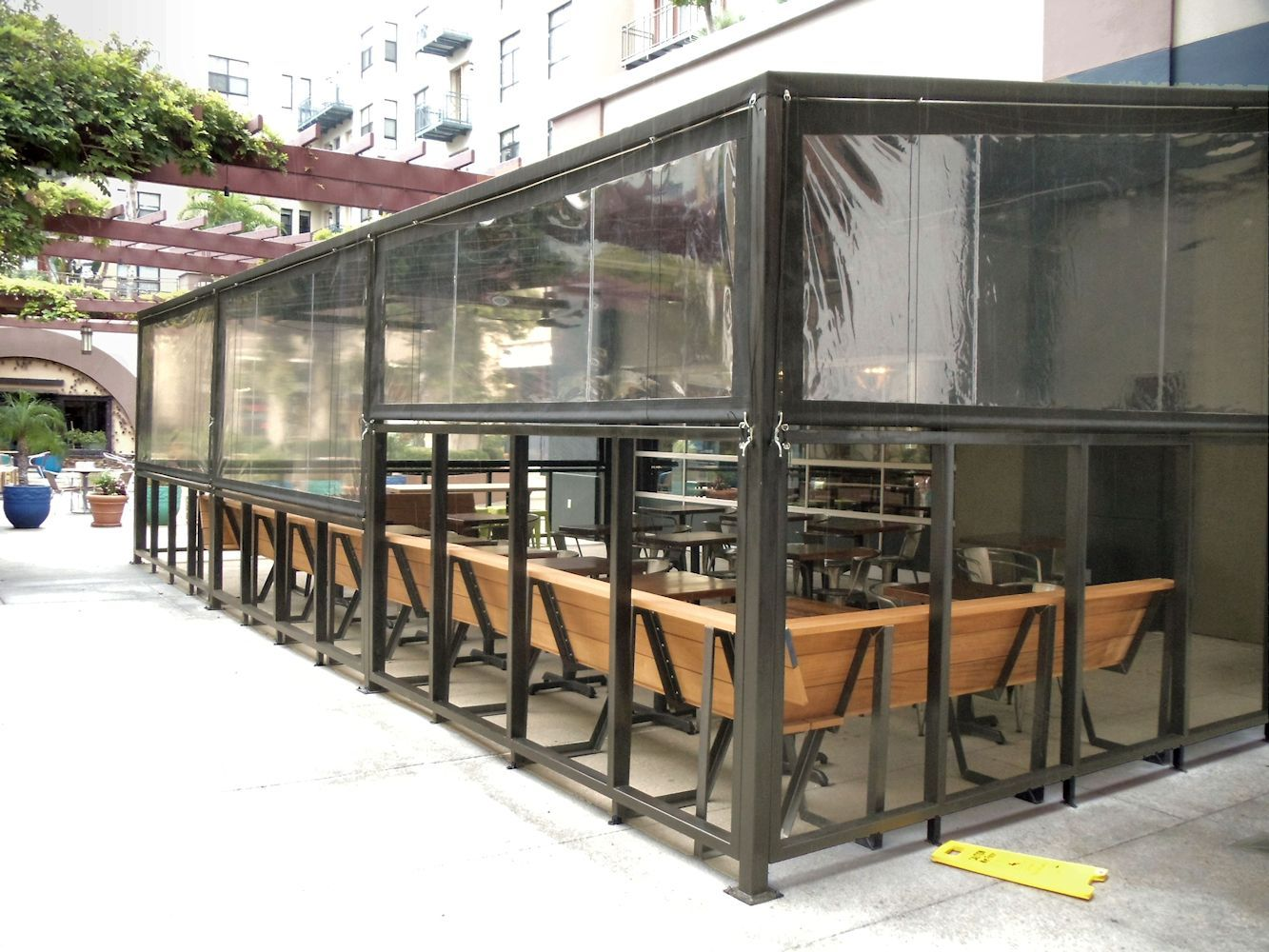 patio enclosure panels screening ideas for garden pinterest